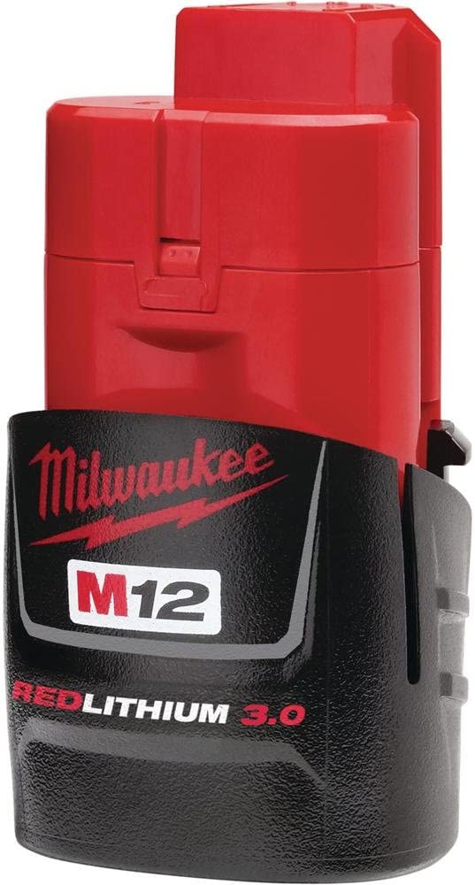 Milwaukee Electric Tool 48-11-2430 M12 3.0 Redlithium Sale SALE% OFF Compact Ba NEW