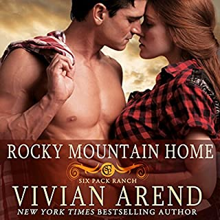 Rocky Mountain Home     Six Pack Ranch, Book 11              Written by:                                                                                                                                 Vivian Arend                               Narrated by:                                                                                                                                 Tatiana Sokolov                      Length: 12 hrs and 22 mins     1 rating     Overall 5.0