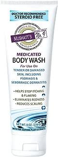 Mushatt's No. 9 Medicated Body Wash, 8 Ounce