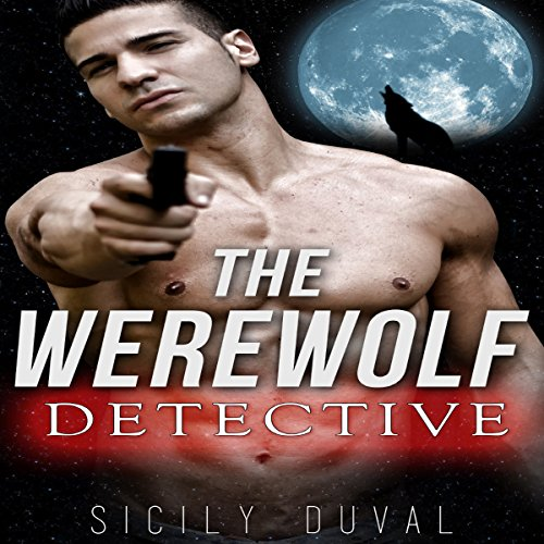 Romance: The Werewolf Detective audiobook cover art