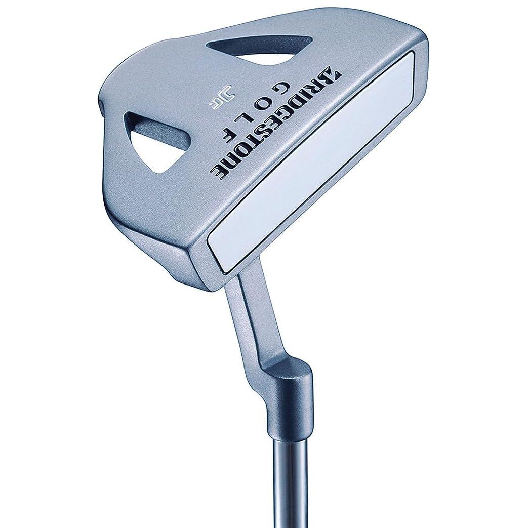吹きさらし速いすべてブリヂストンゴルフ BRIDGESTONER GOLF Jr.(ブリジストンゴルフ ジュニア) パター (ロフト3度 身長150?前後) オリジナルスチールシャフト Type150【2015】