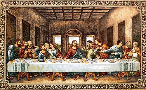Arazzo dell'ultima Cena(70 x 120 cm)