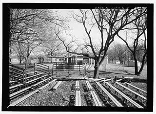 HistoricalFindings Photo: Trenton Jewish Community Center,999 Lower Ferry Road,Ewing,Mercer County,NJ,1