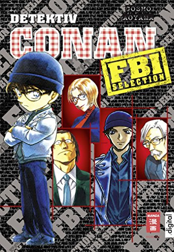Detektiv Conan FBI Selection (German Edition)