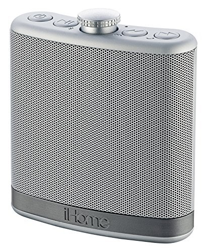 iHome iBT12SC Rechargeable Flask Shaped...