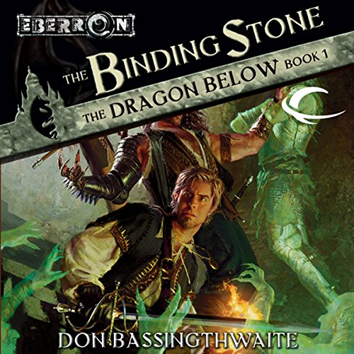 The Binding Stone audiobook cover art
