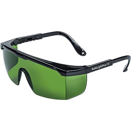 SafeLightPro F2 Lunettes de protection pour épilation au laser et lumière pulsée