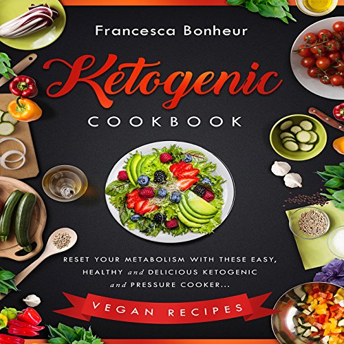 Ketogenic Cookbook audiobook cover art