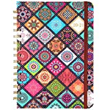 2021-2022 Planner - Academic Planner/Weekly & Monthly Planner with Flexible Hardcover, Jul 2021 - Jun 2022, 6.4' x 8.5', Twin- Wire Binding, Premium Thick Paper