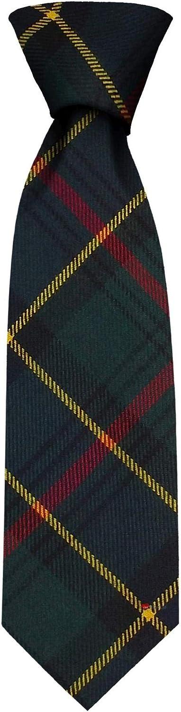 famous Gents Neck Tie Ogilvie Hunting Tartan Modern Scottis OFFicial mail order Lightweight