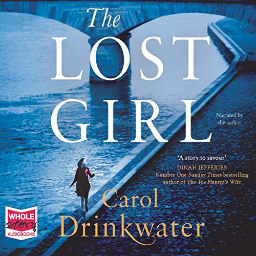 The Lost Girl audiobook cover art