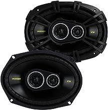 Kicker 40CS6934 6×9 inch 3-Way Speakers
