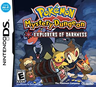 Best pokemon mystery dungeon explorers of darkness Reviews