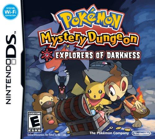 Pokemon Mystery Dungeon: Explorers of Darkness [UK Import]