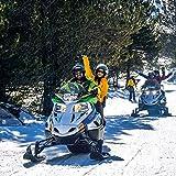 Smartbox - Caja Regalo - Ruta en Moto de Nieve biplaza y Alquiler de Raquetas de Nieve para 2 Personas - Ideas Regalos Originales