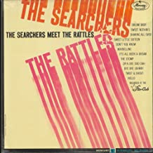 the searchers meet the rattles LP