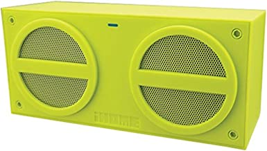 IHMIBN24QX - IHOME IBN24QX Rubberized Rechargeable Bluetooth Stereo Mini Speaker with NFC (Military Green)