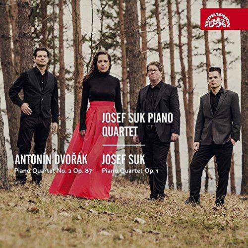 Dvorak/Suk: Klavierquartette