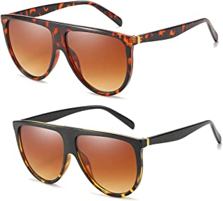 Best oversized sunglasses cheap Reviews