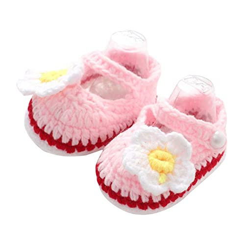 d1f12110fe5e Crochet Baby Shoes  Amazon.co.uk