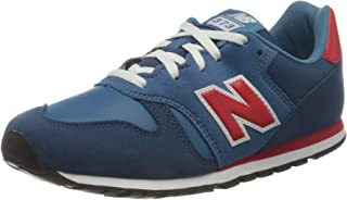 New Balance 373 Yc373knr Medium, Basket Homme