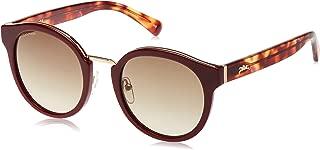 LONGCHAMP Women's Sunglasses Round LCMP HERITAGE