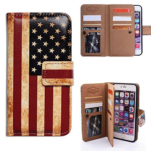iPhone 6s Plus Wallet Case,iPhone 6…