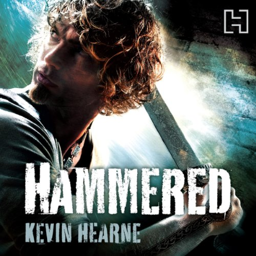 Hammered     The Iron Druid Chronicles, Book 3              By:                                                                                                                                 Kevin Hearne                               Narrated by:                                                                                                                                 Christopher Ragland                      Length: 10 hrs and 26 mins     128 ratings     Overall 4.5