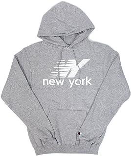 CHAMPION / チャンピオン / ニューヨーク ロゴ スウェットパーカ /プルオーバースウェットシャツ