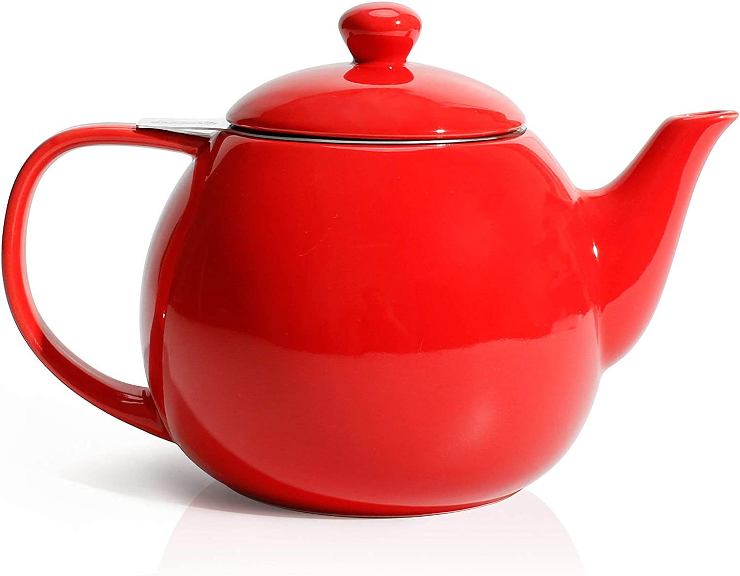 Latest item Sweese 221.104 Teapot Porcelain Tea Pot Steel Al sold out. with In Stainless