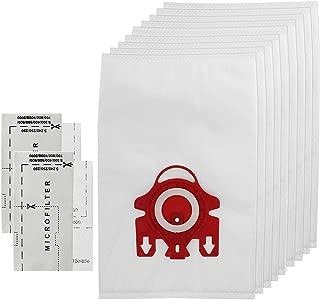 HEPA-Filtre convient pour Miele s 771 20 sacs pour Aspirateur