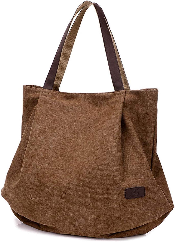 Leinwände Handtasche große Kapazität einfache Schultertasche Leinwand-Tasche B07KVRYDBG  Niedrige Niedrige Niedrige Kosten ce8c62