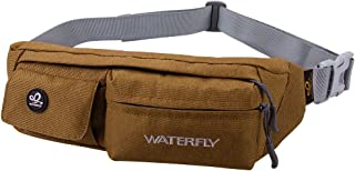 Waterfly Riñonera Running Impermeable Hombre y Mujer para Deportiva Ciclismo Senderismo