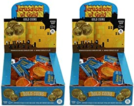 nut free chocolate gold coins