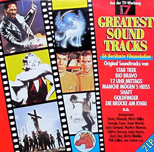 Henry Mancini, Mitch Miller, Georgie Fame, Marilyn Monroe, Isaac Hayes, Doris Day.. / Vinyl record [Vinyl-LP]