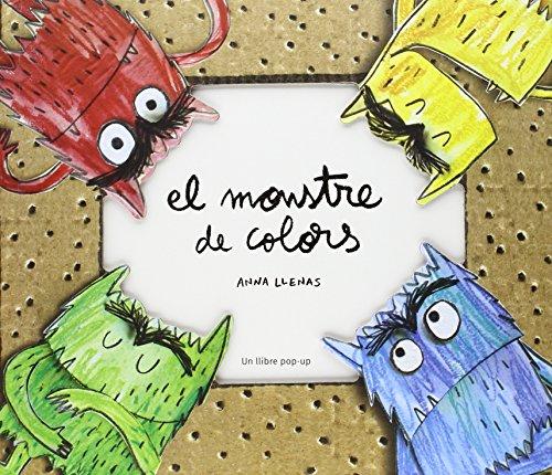 El Monstre De Colors Pop-Up [Catalán]