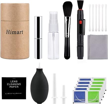 カメラクリーニングキットHimart カメラレンズ クリーナー掃除用品 便利な12点セット一眼レフ 初心者にも簡単に使え