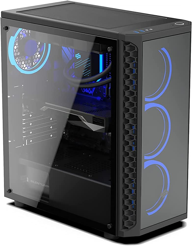 Sedatech pc fisso gamer advanced watercooling intel i9 geforce gtx 1650 4gb 16gb ram ddr4 500gb ssd 2tb UC08805I9I1HF