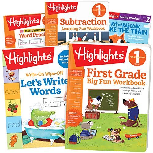 Highlights School Success Pack First Grade