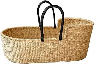 Baby Moses Basket Bassinet | Handmade bed frame