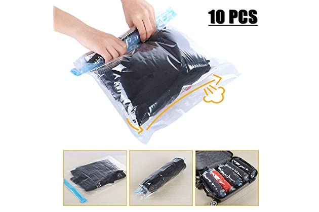 85610c610dad Best waterproof bags for clothing | Amazon.com