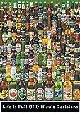 empireposter Beer - Bottles - Mini Poster Foto Bier -