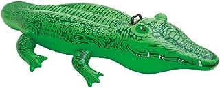 عوامة حوض السباحة قابلة للنفخ على شكل تمساح للركوب من انتيكس، تمساح صغير 58546Np(15)، متعددة الألوان
