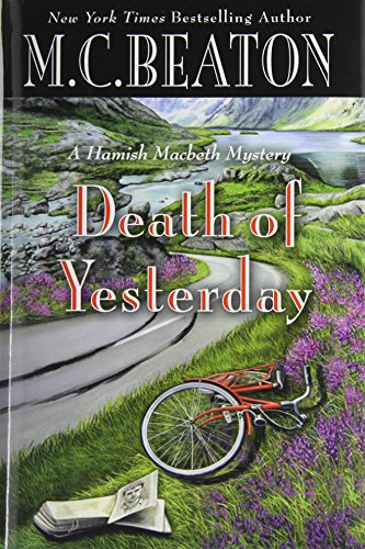 Image of Death of Yesterday (A Hamish Macbeth Mystery, 28)