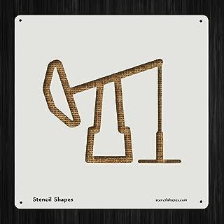 Best oil rig stencil Reviews