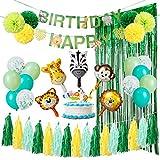 Welecoco Foil Balloon Party Decor Props Suministros Vordas Suministros de Decoraci/ón Fiesta Halloween 6 Piezas Set Globos
