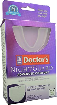 The Doctor's NightGuard Advanced Comfort Dental Protector for Teeth Grinding, by Doctor's