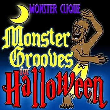 Monster Grooves for Halloween