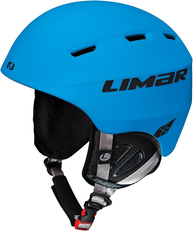 Limar Skihelm Snowboardhelm X6 blau Gr. 54-61 54-61 54-61 cm B00J96645G  Bevorzugte Boutique 66af10