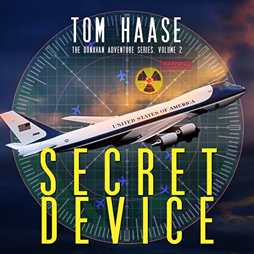 Secret Device audiobook cover art